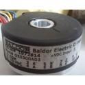 Used 0E0300A03 BALDORX Encoder tested good