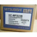 New HC-MFS23B MITSUBISHI  AC Servo Motor  hc-mfs23b hcmfs 23b